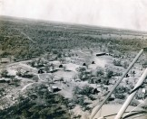 Aerial View of CCC Co 895 in Osage Hills State Park