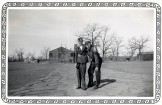CCC Co. 895 - CCC Boys with Officer's Quarters in Background
