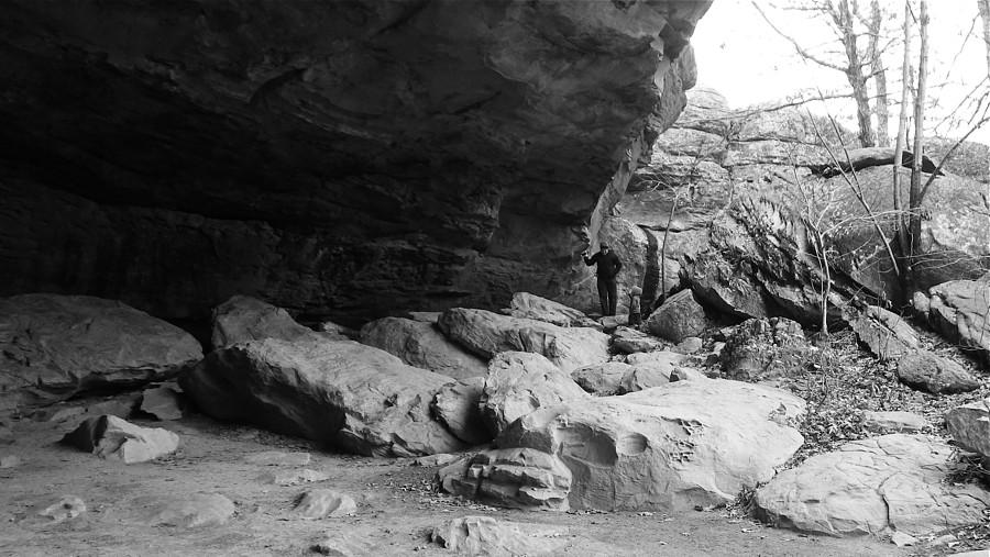Pictograph Cave 01