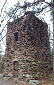 Original CCC-built Water Tower