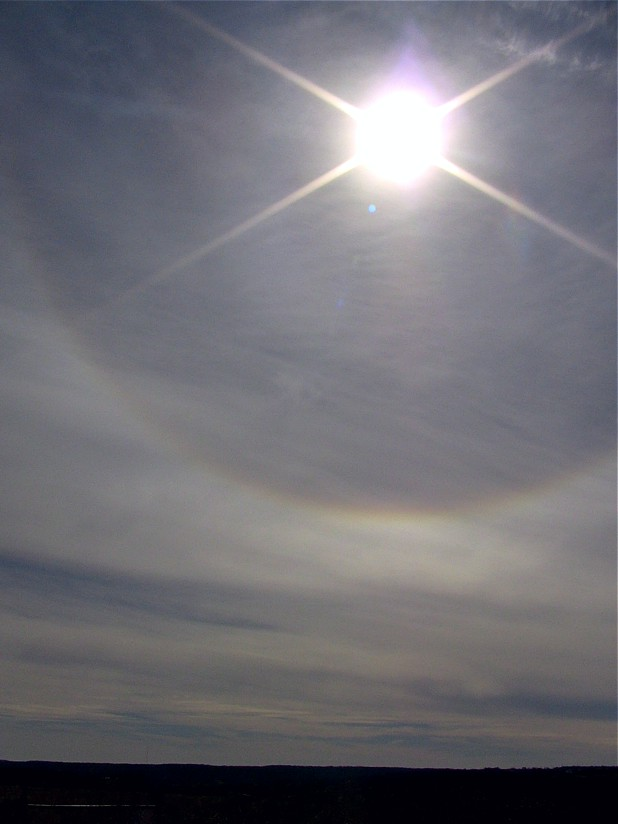 22° Halo phenomenon